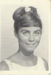 Barb as teen hair up